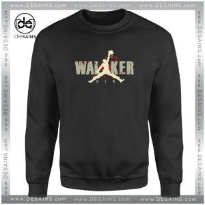 Cheap Graphic Sweatshirt Air Walker The Walking Dead