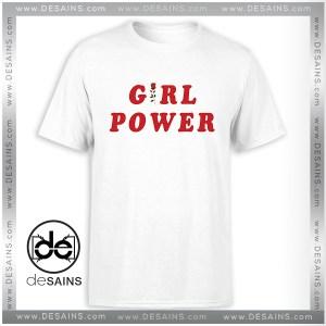 Tee Shirt Girl Power Shirt Tee Shirt Size S-3XL