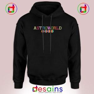 Hoodie Astroworld Travis Scott Album Merch Cheap Graphic Hoodies