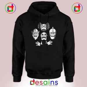 Hoodie Bo He Man ian Rhapsody Skeletor Masters Of The Universe S-3XL