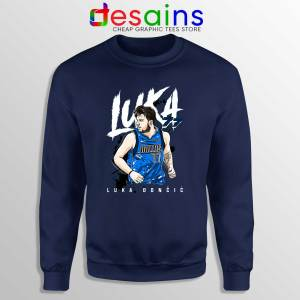 Best Luka Doncic Dallas Mavericks Sweatshirt Crewneck Size S-3XL