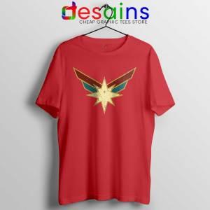 Best Tee Shirt Captain Marvel Seal Costume T-shirt Size S-3XL