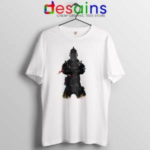 Tee Shirt Black Knight Fortnite Cheap Tshirt Game White