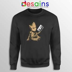 Buy Sweatshirt Groot Guardians Of The Galaxy Crewneck Size S-3XL