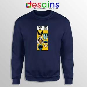 Buy Sweatshirt X Men Comic Book Poster Crewneck Sweater