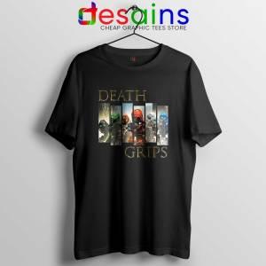 Bionicle Toa Mata Black Tshirt Death Grips Cheap Tee Shirt Size S-3XL