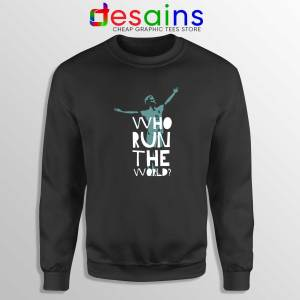 Rapinoe Who Run the World Sweatshirt Megan Rapinoe Sweater