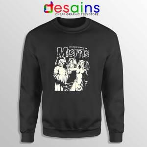 Shocking Return Of The Misfits Sweatshirt Crewneck Sweater Misfits