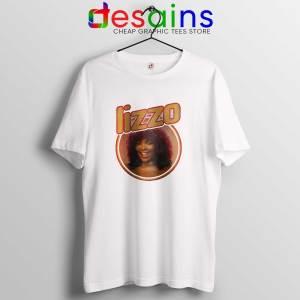 Tee Shirt Lizzo American Singer Vintage Merch Cheap Graphic Tshirts