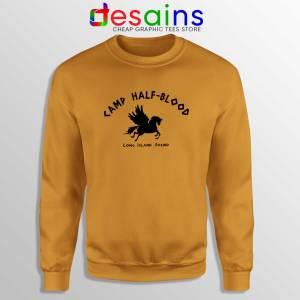 Camp Half Blood Chronicles Sweatshirt Cheap Graphic Sweater