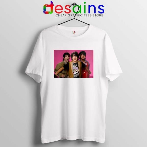 Jonas Brothers Vintage Tshirt Cheap Jobros Tee Shirts Merch