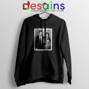 Ezria The Best Ship Black Hoodie Ian Harding and Lucy Hale Cheap Hoodies