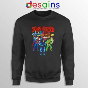 King Gizzard Masters Sweatshirt King Gizzard and the Lizard Wizard