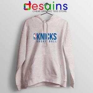 Knicks Basketball Jennifer Aniston Hoodie Friends Sitcom Hoodies