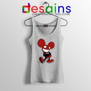 Mickey Mau5 Tank Top Deadmau5 Mickey Mouse Tank Top GILDAN S-3XL