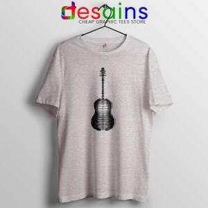 Shawn Mendes Guitar Tattoo Sport Grey Tshirt Buy Shawn Mendes Tattoo