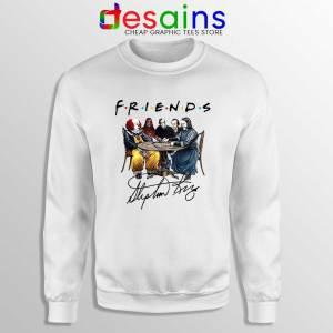 Stephen King Friends Sweatshirt Horror Crewneck Sweater Size S-2XL