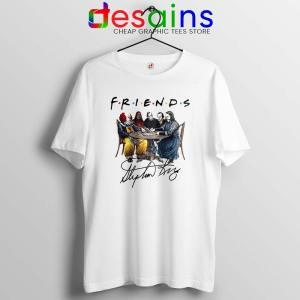 Stephen King Friends Tshirt Cheap Horror Tee Shirts GILDAN S-3XL