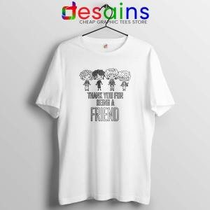Thank You For Being A Friend Tshirt The Golden Girls Tee Shirts S-3XL