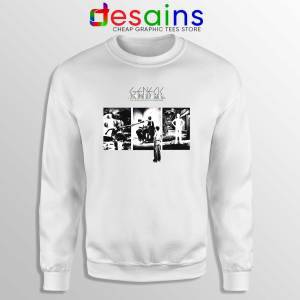 The Lamb Lies Down on Broadway Sweatshirt Genesis Band Sweater