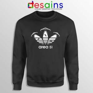 Area 51 Adidas Sweatshirt Aliens Area 51 Sweater S-3XL