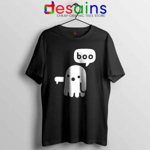 Ghost Boo Tshirt Ghost Of Disapproval Tee Shirts Size S-3XL