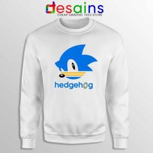 Hedgehog Sonic Sweatshirt Sonic the Hedgehog Sweater S-3XL