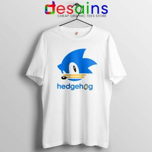 Hedgehog Sonic Tshirt Sonic the Hedgehog Tee Shirts S-3XL