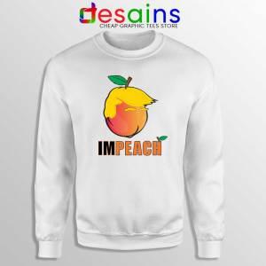 ImPEACH the Trump Sweatshirt Donald Trump Sweater S-3XL