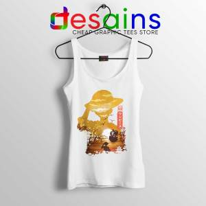 One Piece Manga Luffy Tank Top Posters One Piece Tank Tops S-3XL