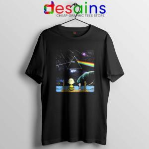Pink Floyd Snoopy Tshirt Dark Side Of The Moon Tee Shirts S-3XL