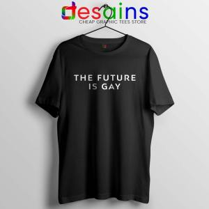 The Future Is Gay Tshirt LGBT Pride Tee Shirts GILDAN USA S-3XL