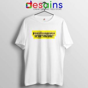 Tigers Together 2019 White Tshirt Richmond FC Tee Shirts Size S-3XL