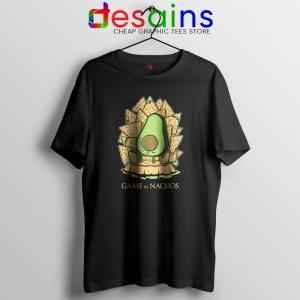 Game of Nachos Avocado Tshirt Game of Thrones Tee Shirts S-3XL