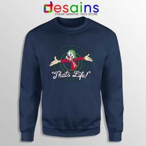 Joker Thats Life Sweatshirt Looney Tunes Sweater S-3XL