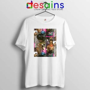 Playboi Carti Photo Collages Tshirt Playboi Merch Tee Shirts S-3XL