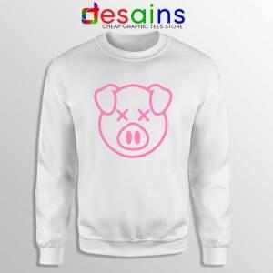 Shane Pig Merch White Sweatshirt Shane Dawson Merch Sweater