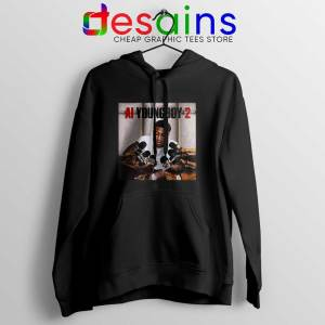 AI YoungBoy 2 Song Hoodie YoungBoy Never Broke Again Hoodies S-3XL