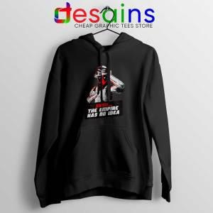 Deadpool Stormtrooper Helmet Black Hoodie Star Wars Funny Hoodies