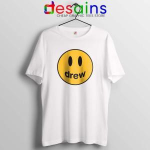 Drew Smile Face Tshirt Drew House Tee Shirts S-3XL