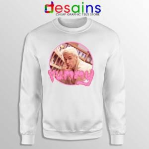 Justin Bieber Yummy Sweatshirt Yummy Song Sweaters Size S-3XL