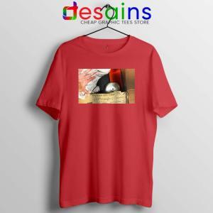 Maroon 5 Memories Red Tshirt Merch Band Maroon 5 Tee Shirts