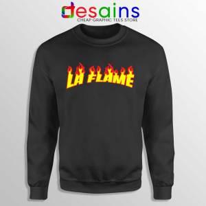 Travis Scott La Flame Sweatshirt Merch Travis Scott Sweaters S-3XL