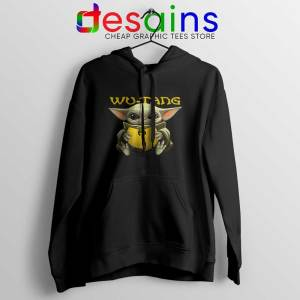 Wu Tang Clan Baby Yoda Hoodie The Child Hoodies S-2XL