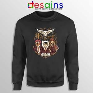 Harry Potter Adventure Time Sweatshirt Harry Time Sweaters S-3XL