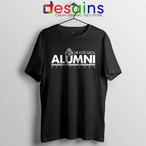 Hogwarts Alumni Gryffindor Black Tshirt Harry Potter Tee Shirts S-3XL
