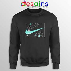AirMax 90 Just Do It Sweatshirt Nike Parody Sweaters S-3XL