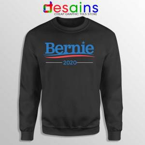 Bernie Sanders 2020 Campaign Black Sweatshirt Democratic Sweaters