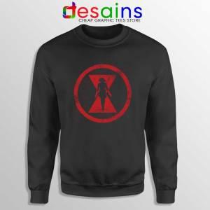 Black Widow Red Room Sweatshirt Marvel Cinematic Sweaters S-3XL