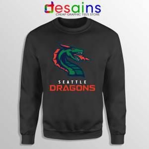 Cheap Dragons Seattle Sweatshirt American Football Team Sweaters